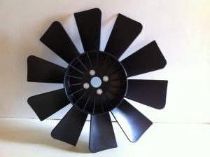 3302-1308010 Вентилятор двигатель ЗМЗ-406 (10 лопастей)